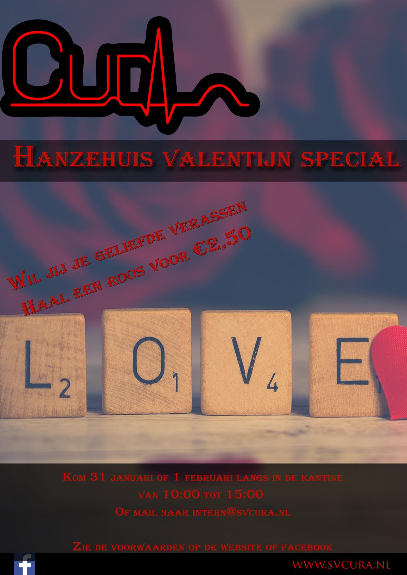 Hanzehuis Valentijn Special